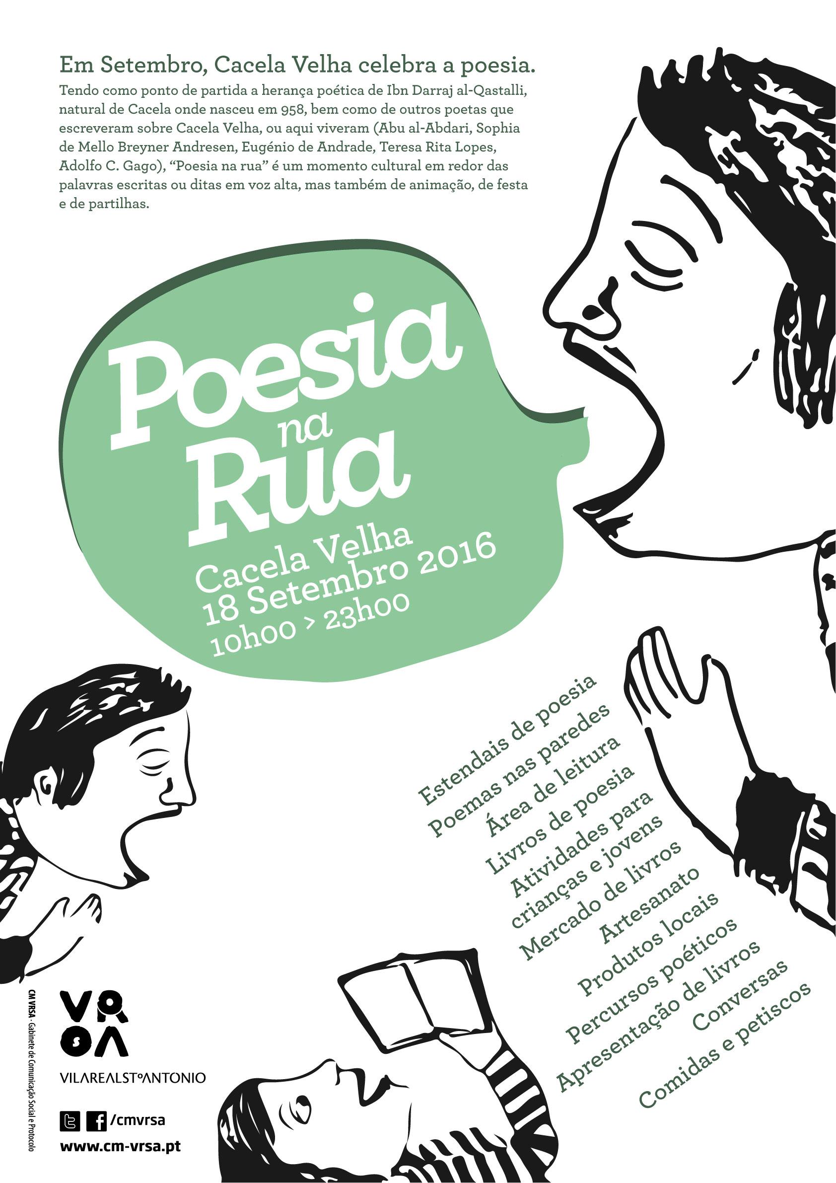Poesia na Rua 2016