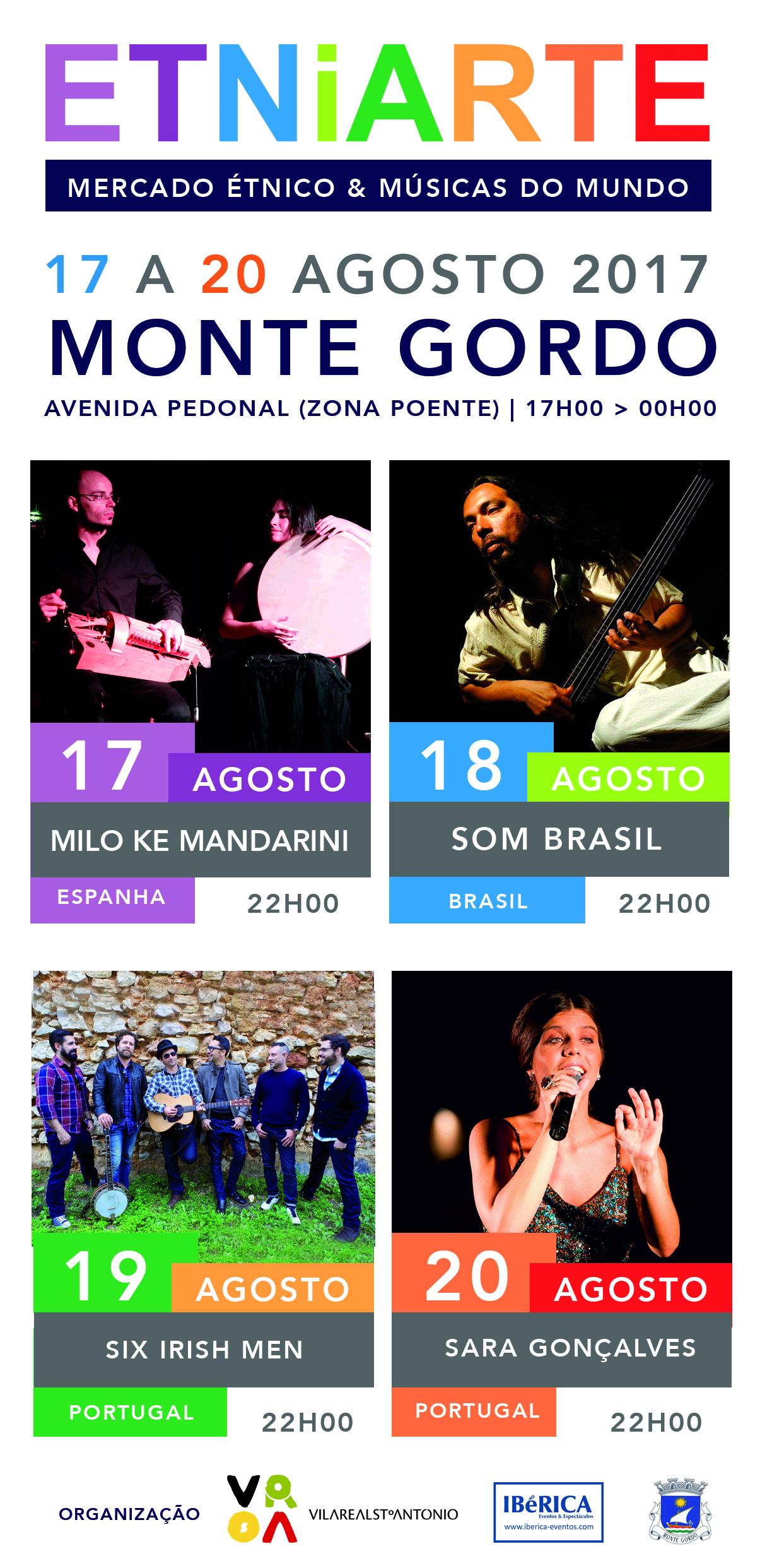 Etniarte 2017 - Programa