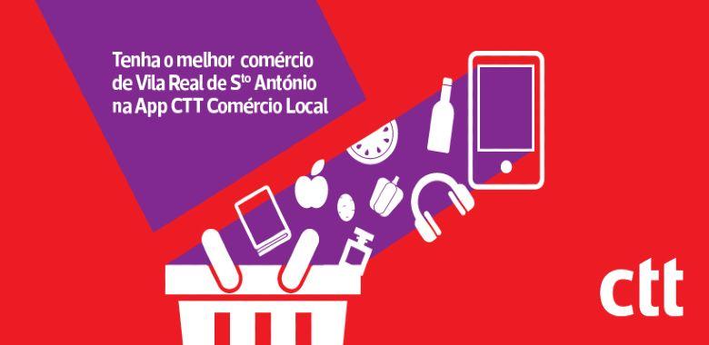Município e CTT apoiam presença online do comércio local
